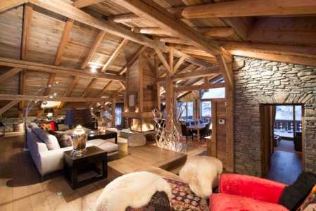 Private chalet, MEGEVE - Ref 48188